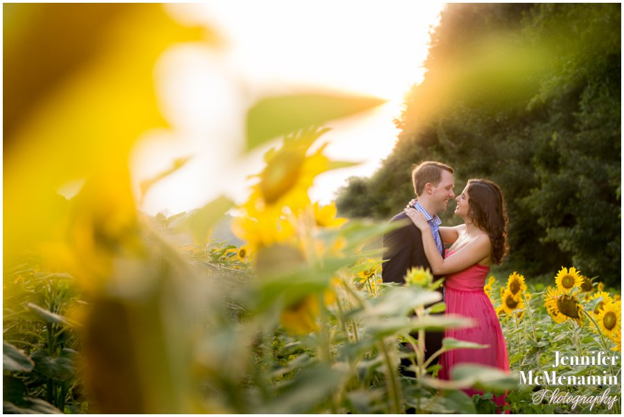 16-BlumWilliams_0425-0100_JenniferMcMenaminPhotography_sunflowers_engagement-photos_DC_Baltimore