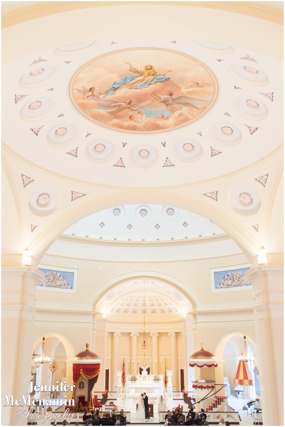 34-Baltimore-Basilica-wedding-portraits