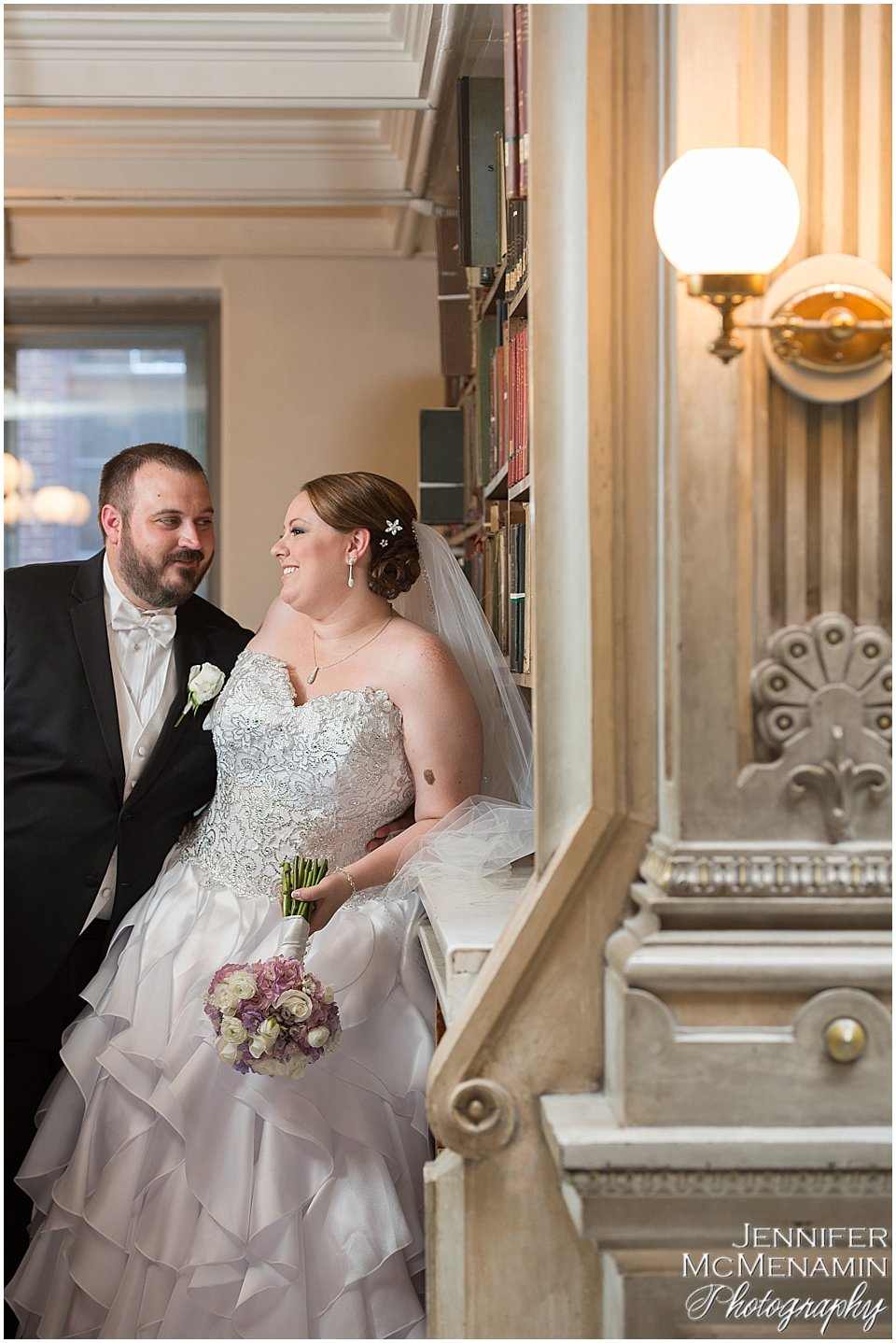009-KinzlerShaull_01213_Jennifer-McMenamin-Photography-Peabody-Library-wedding