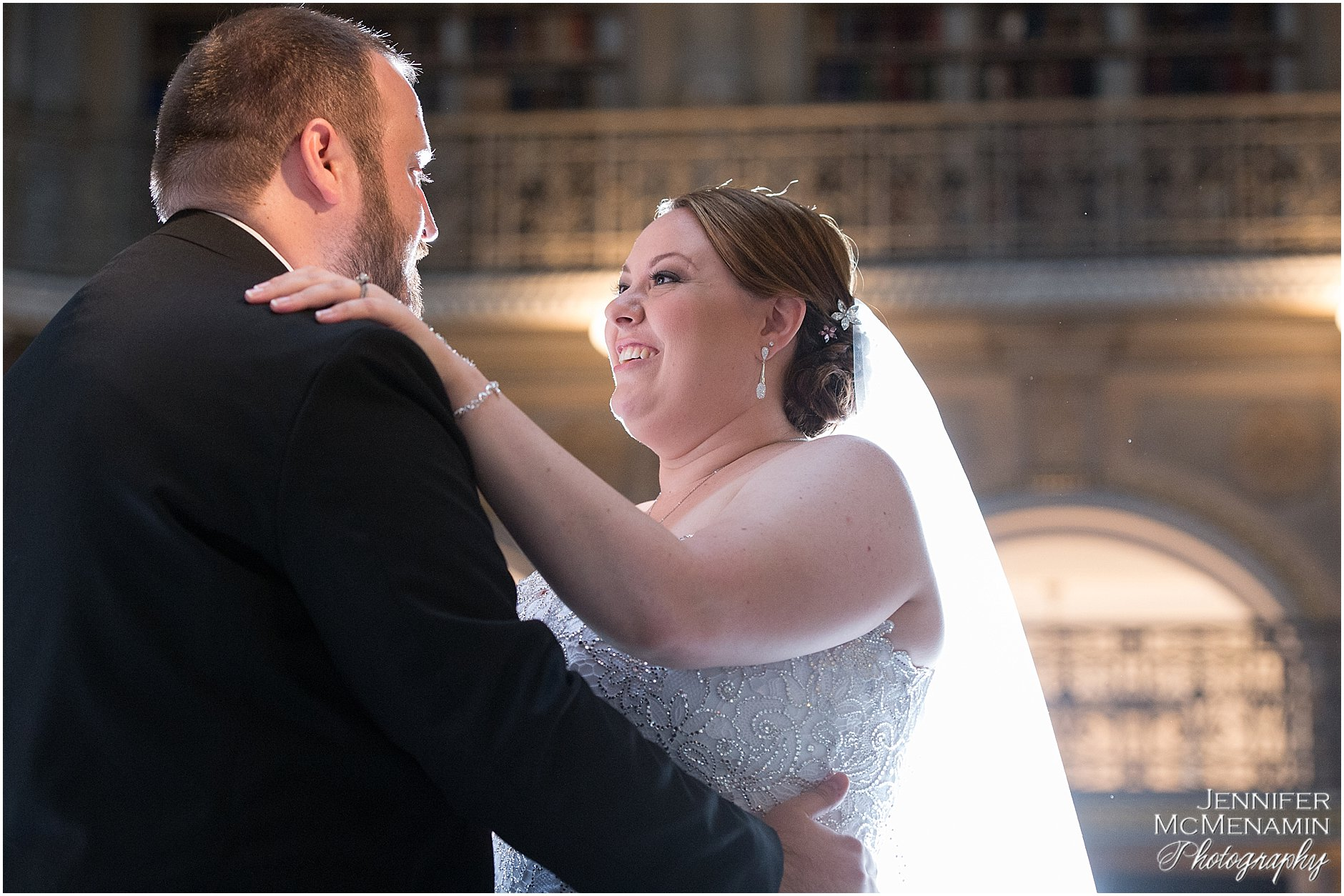 025-KinzlerShaull_02990_Jennifer-McMenamin-Photography-Peabody-Library-wedding