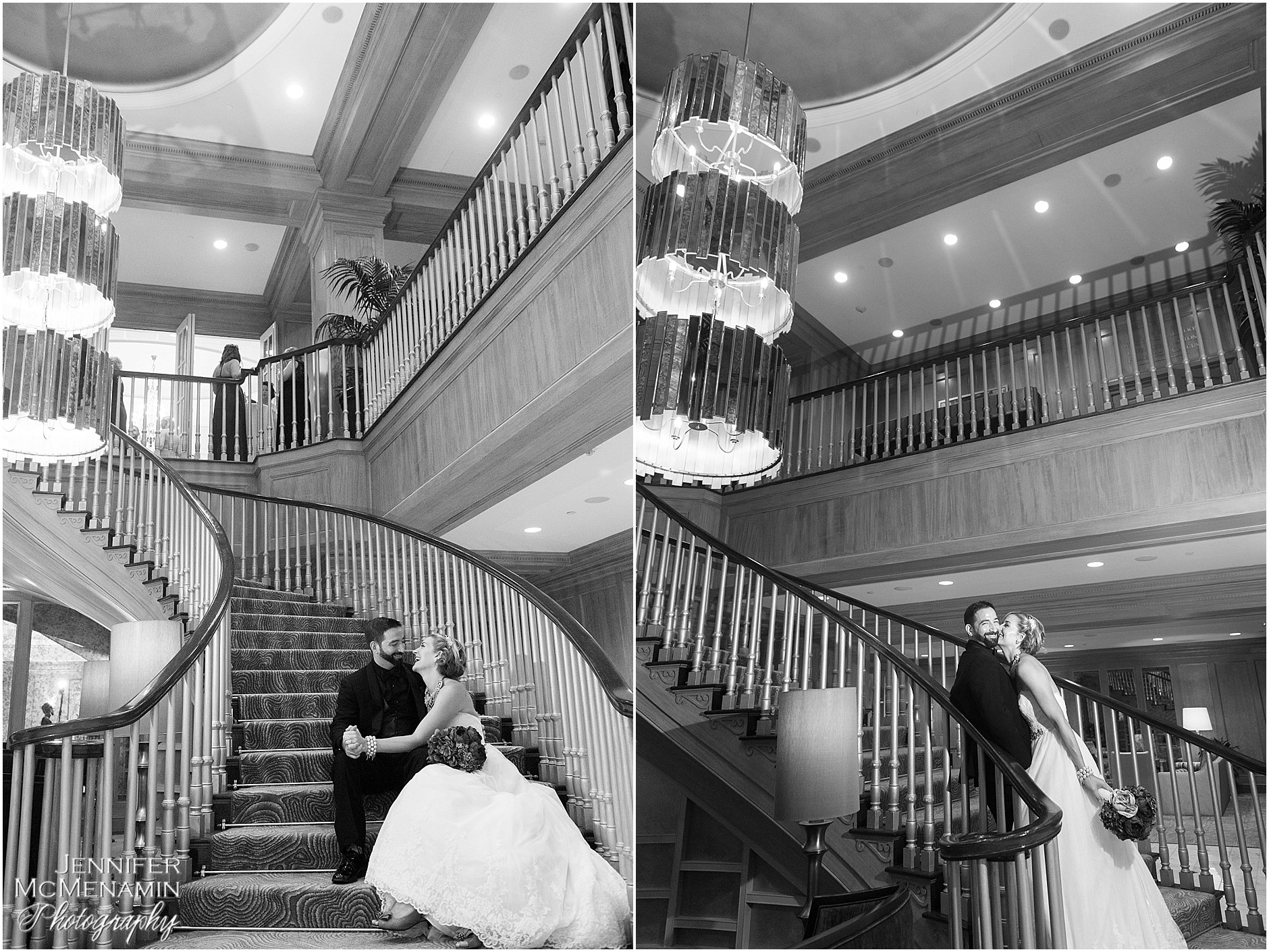 043-MorrisPustilnik_02113bw-0432_Jennifer-McMenamin-Photography-Royal-Sonesta-Harbor-Court-Hotel-wedding-Baltimore-wedding-photographer