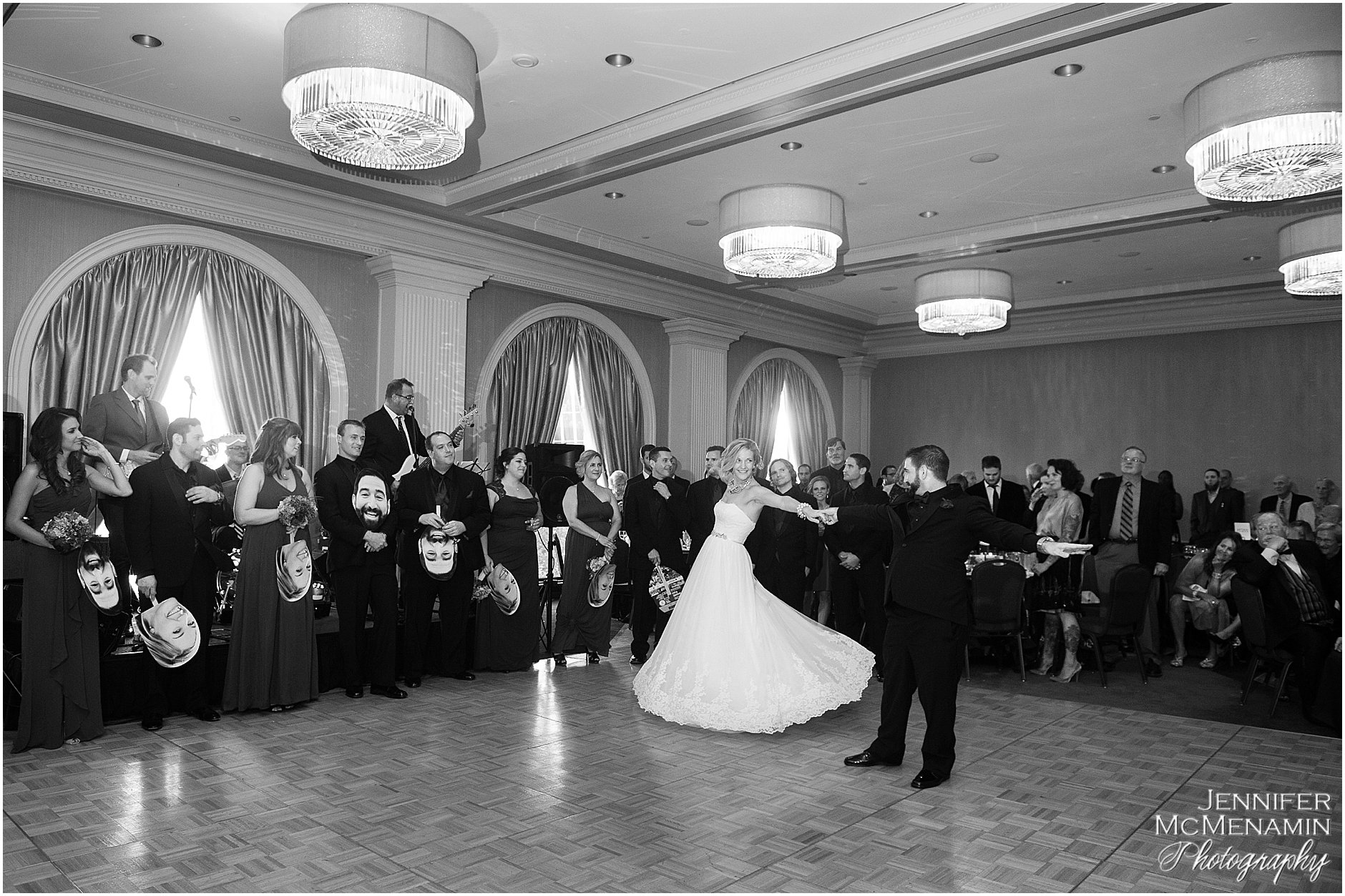 053-MorrisPustilnik_02449bw-0531_Jennifer-McMenamin-Photography-Royal-Sonesta-Harbor-Court-Hotel-wedding-Baltimore-wedding-photographer