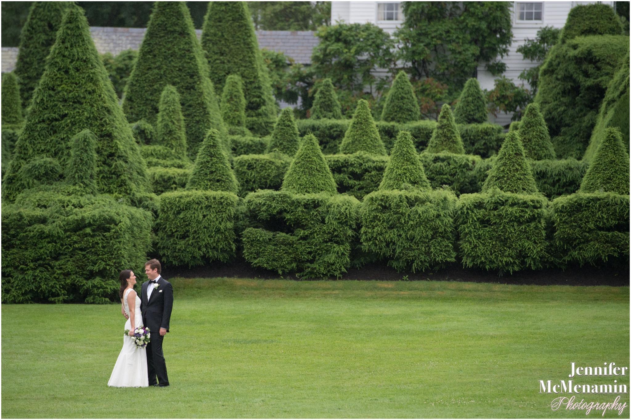 Ladew Topiary Gardens Wedding A Sneak